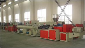 Экструдеры для производства PVC труб