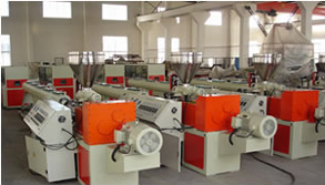 Производство труб из ПВХ PVC